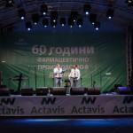 60 Years Actavis Dupnitza