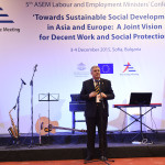 Vth ASEM Meeting Sofia
