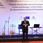 Vth ASEM Meeting Sofia