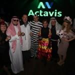 Actavis Christmas Party